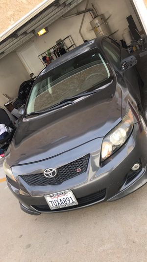 2009 Toyota Corolla (sport) for Sale in West Covina, CA