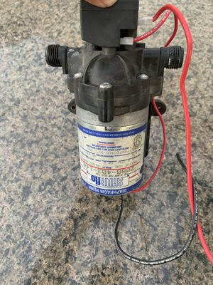 Water pump for RV/CAMPER/ Trailer for Sale in Pico Rivera, CA