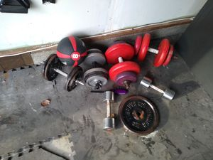 Dumbbells for Sale in Puyallup, WA