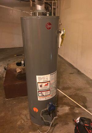 Rheem water heater for Sale in St. Louis, MO