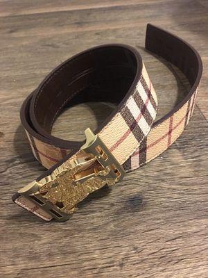 Men's Burberry Belt Sz 28-34 for Sale in Norcross, GA