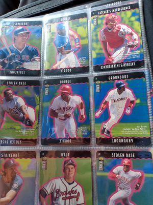Awesome vintage baseball cards basketball cards and football cards for sale for Sale in Hanahan, SC
