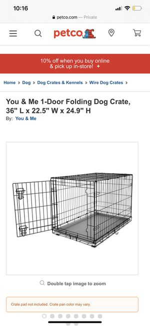 Large crate for Sale in Brooklyn, NY