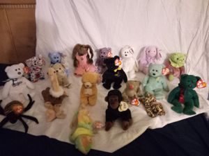 Rare beanie babies for Sale in Montebello, CA