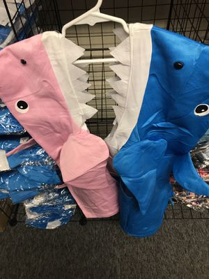 Baby Shark Blue and Pink size 1 to size 7 $30 each for Sale in Brea, CA