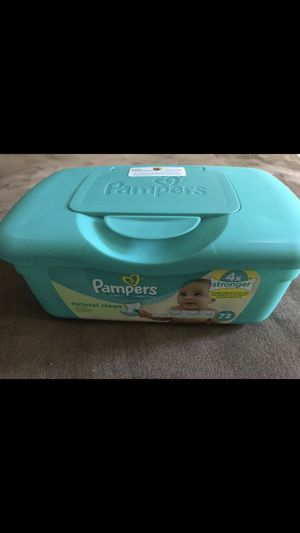 PAMPERS WIPES BUNDLE for Sale in New York, NY