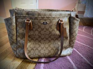 COACH - Diaper Bag for Sale in Seattle, WA