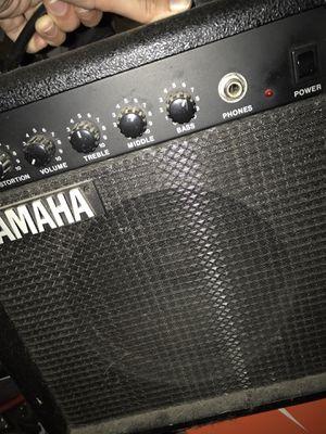 Yamaha Guitar Amplifier for Sale in Boston, MA
