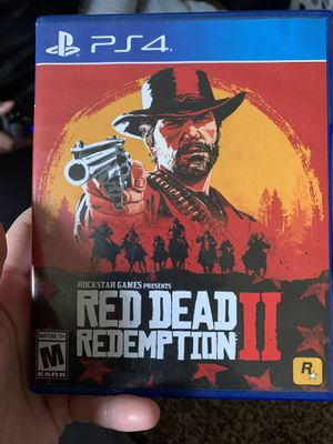 red dead 2 for Sale in Oklahoma City, OK