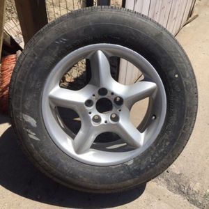 03 BMW X5 Spare Tire for Sale in Woodbridge Township, NJ