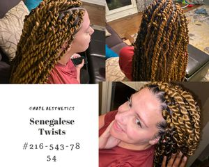 Senegalese Twists for Sale in Snellville, GA