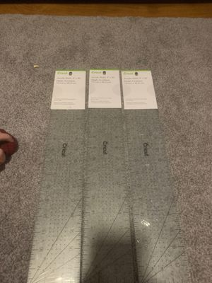 "Acrylic ruler 3"" 18"" for Sale in West Sacramento, CA"