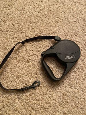 Control Ease Small Retractable Black Dog Leash for Sale in Tacoma, WA