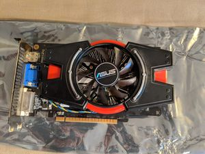 ASUS Nvidia GT440 Graphics Card for Sale in Renton, WA