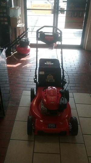 BRAND NEW CRAFTSMAN 23 INCH M350 175CC lawn mower for Sale in Newport News, VA