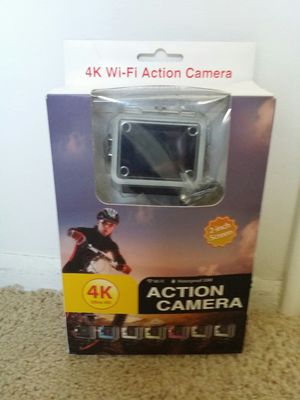 Action Camera ,wifi, waterproof for Sale in Salt Lake City, UT
