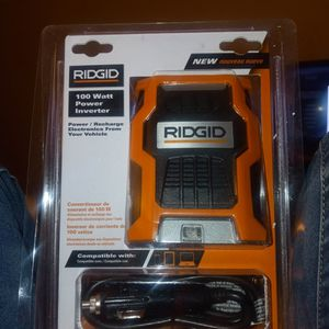 RIDGID 100W Power Inverter ** NEW!** for Sale in Fort Worth, TX