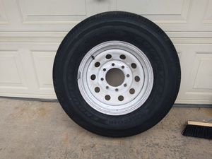 Trailer tire for Sale in San Antonio, TX