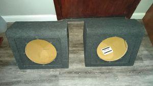 "2 - 12"" Cerwin Vega Speaker Boxes - Great Shape - for Sale in Davenport, IA"