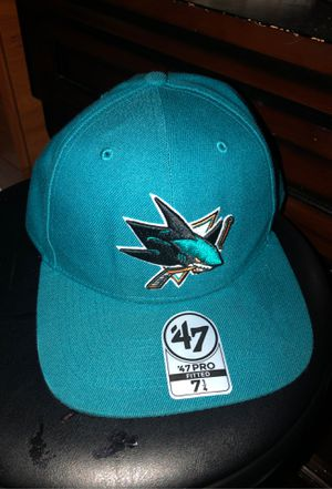 Sharks hat for Sale in San Jose, CA