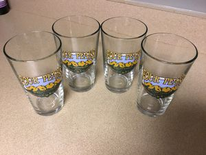 Four Peaks Brewing Company New Four-Count Bar Glasses for Sale in Goodlettsville, TN