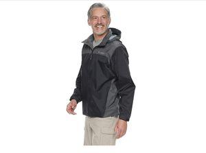Columbia 100% Waterproof Rain Jacket with Hoodie for Sale in Milwaukie, OR