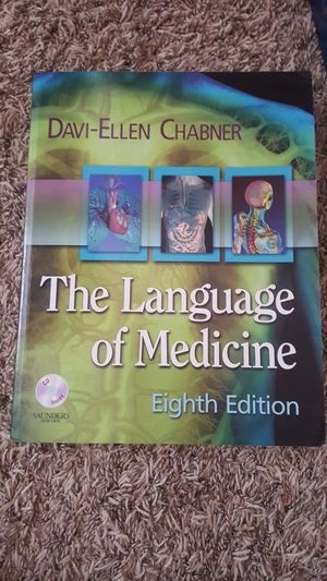 The Language of Medicine for Sale in Cleveland, OH