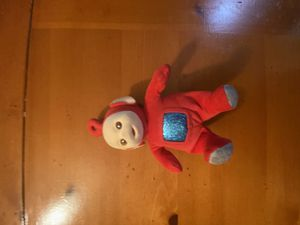 Red Teletubby Plushy 1998 for Sale in Seattle, WA
