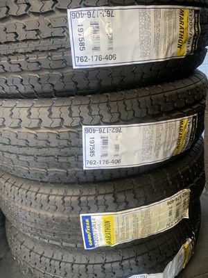 Goodyear trailer tires for Sale in Houston, TX