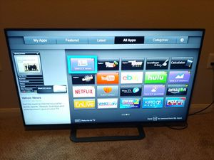"Visio 50"" 4k 2160p UHD LED TV for Sale in Lewisville, TX"