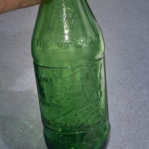 Vintage 7-up glass bottle American Bicentennial 1776-1976 Father of our country for Sale in Bel Air, MD