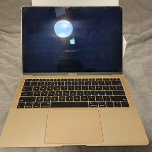 Apple Macbook Air 2018 Gold for Sale in Hicksville, NY