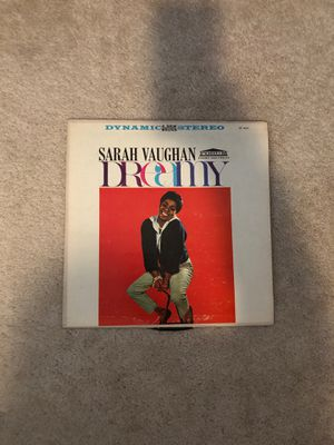 Sarah Vaughan, dreamy, record for Sale in Puyallup, WA