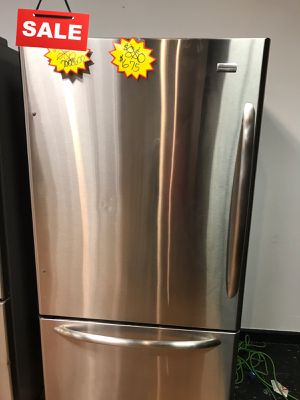 Bottom Freezer Refrigerator Fridge Kenmore AVAILABLE NOW! #1559 for Sale in Greenwood, IN