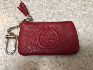 Gucci key pouch/wallet for Sale in Los Angeles, CA