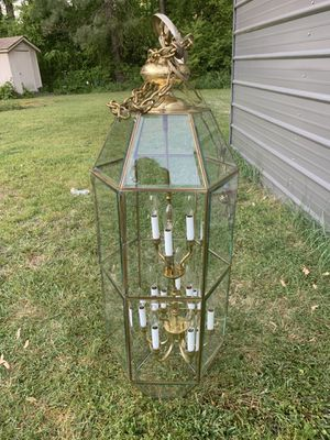 """Chandelier 45"""" height for Sale in Roswell, GA"""