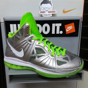 NIKE LEBRON 8 DUNKMAN MEN SHOES SIZE 8.5 VNDS LIKE NEW $120 for Sale in Cleveland, OH