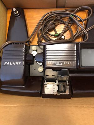 Kalart editor viewer for Sale in Freehold, NJ