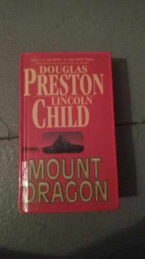 Mount dragon book for Sale in Missoula, MT