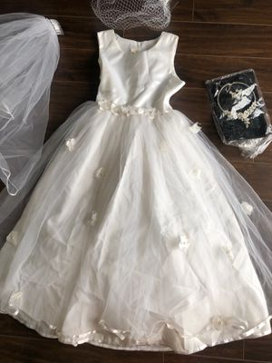 Flower girl/first communion dress for Sale in Industry, CA