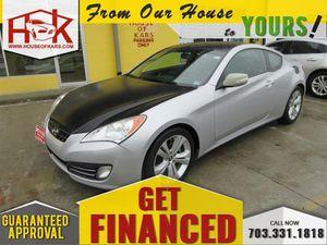2010 Hyundai Genesis Coupe for Sale in Manassas, VA