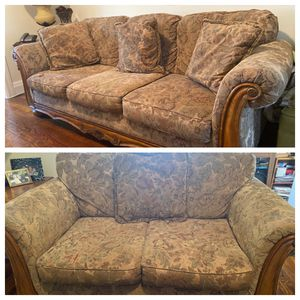 Sofa and love seat for Sale in Bayonne, NJ