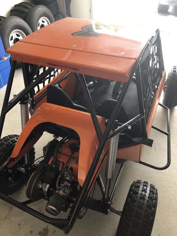 Long Travel Kids Race Car - Sand Car for Sale in Tumwater, WA - OfferUp
