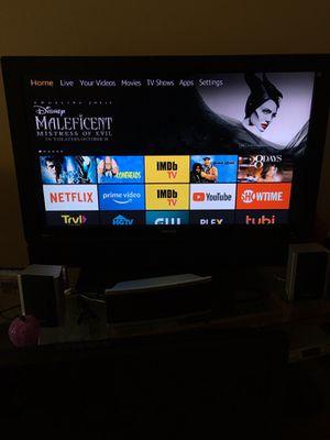 "37"" Magnavox tv/ remote for Sale in Maple Valley, WA"