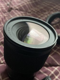 Sigma 16mm f/1.4 DC DN Contemporary Lens for Sale in Rochester,  NY