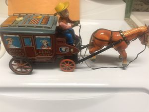 Vintage 1950's tin toy for Sale in Mulberry, FL
