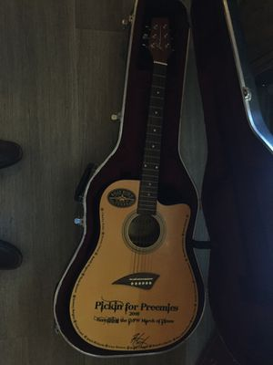 Acoustic Guitar for Sale in Houston, TX