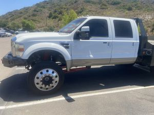 2008 Ford F-450 King Ranch 4x4 for Sale in Camp Pendleton North, CA