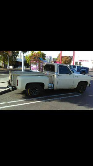 Silverado c10 79 for Sale in Berkeley, CA