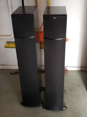 Klipsch floor stand speakers Icon VF35 for Sale in Canby, OR